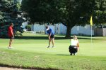 Lady Charger Golfers Top Westview in Nailbiter