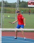 Boys Varsity Tennis falls to Wawasee 3 – 2