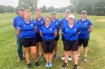 Girls Golf Places 6th in NECC- Click and Bottles Honored