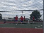 Boys Varsity Tennis beats Prairie Heights 5 – 0