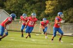 Junior Varsity Football beats Fairfield Jr-Sr 14 – 8