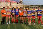 Lady Chargers Win Soccer Thriller on Senior Night