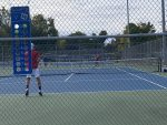 Chargers Fall In Tennis Sectional Championship