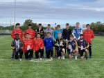 Chargers Finish 4th in NECC XC Meet