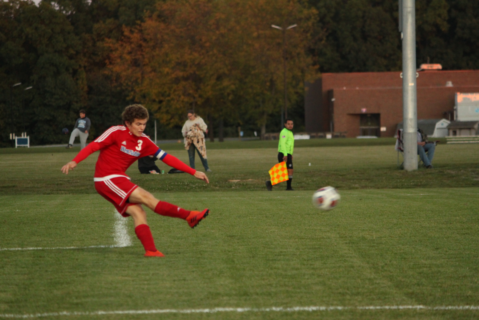 Boys Soccer WN vs. Wawasee (Shaw Photography)