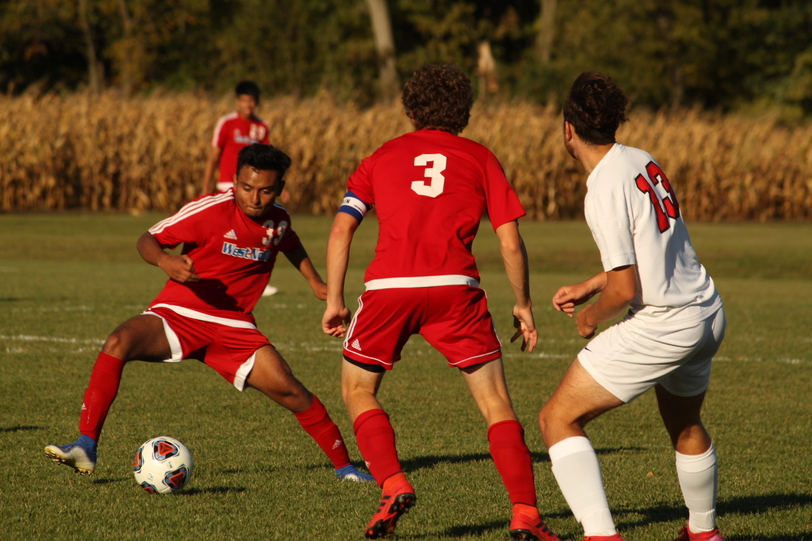 West Noble Boys Soccer Vs. Northwood High School(Shaw Photography)