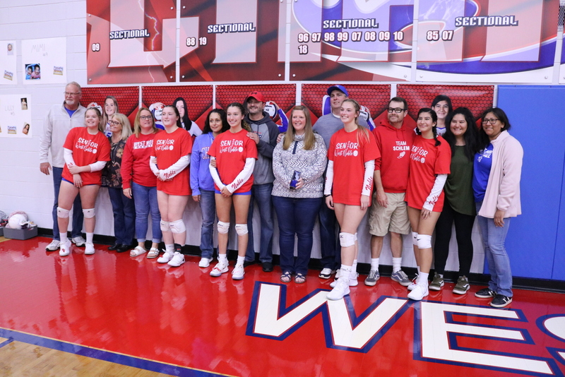 WN Varsity Volleyball vs Busco (Senior Nite) 10-1-20