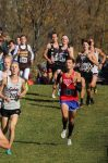 Grant Flora finishes season at New Haven Semi State XC Meet