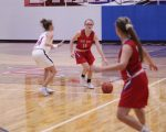 WN Freshmen Girls Basketball vs Fremont 12-23-20