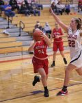 WN JV Girls Basketball vs Fremont 12-23-20