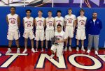 Chargers Win C Team Tourney