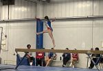 Chargers Finish 2nd in Gymnastics Meet