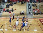 Boys Varsity Basketball beats Fremont 55 – 51