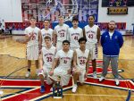 Charger C Team Wins 4 Way Tourney