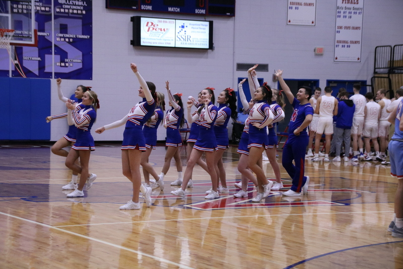 WN Cheerleading 3-5-21
