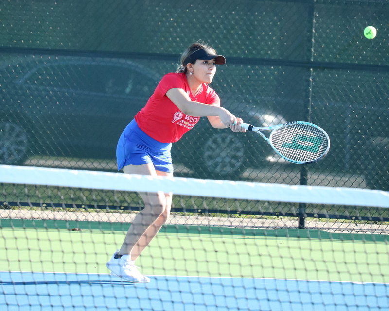 WN Girls Tennis vs Northridge 3-29-21