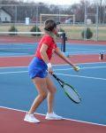 WN Girls Tennis vs Bremen 3-30-21