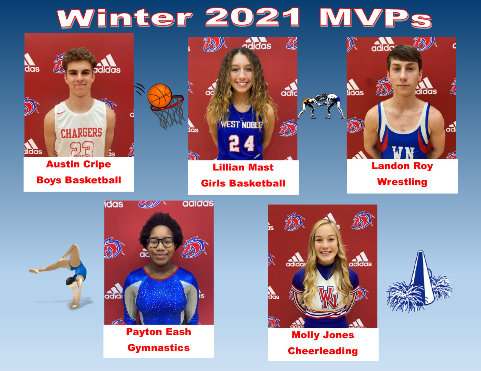 WN Winter Sports Awards Announced