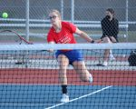 Girls Varsity Tennis falls to Lakeland 4 – 1