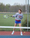 Girls Varsity Tennis falls to Westview 5 – 0