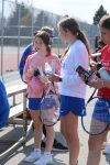 WN Girls Tennis vs Goshen 4-23-21