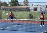 Girls Varsity Tennis falls to Lakewood Park 5 – 0
