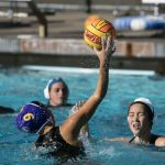 SEQ Girls Water Polo Outlasts Mills 7-4