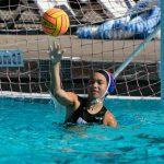 Women's Water Polo Dominates Hillsdale