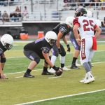 Sequoia High School JV Football Beats Woodside High School