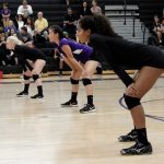 Northern California Champ M-A Too Much for Women's Volleyball