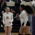 Volleyball Gets First League Win Over Hillsdale