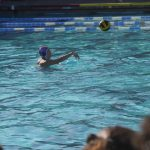 Sequoia High School Boys Junior Varsity Water Polo beat San Mateo High School 12-4