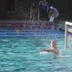 Sequoia High School Boys Junior Varsity Water Polo beat Burlingame High School 4-2