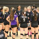 Volleyball Season Ends with Loss to Carlmont on SR Night