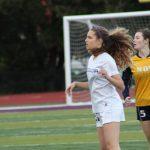 Women's Soccer ties Capuchino High School 1-1