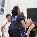 Lauese Too Much for Evergreen Valley; Men's Hoops Now 7-0