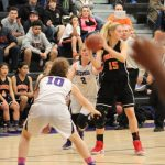 Lady Cherokees Fall to Woodside