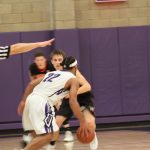 LeBlanc Jr. Drops 28 on Former School Woodside