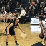 Lady Cherokees Fall Short at Carlmont
