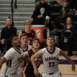 Sequoia Hands M-A First League Loss to Move Into a Tie for First