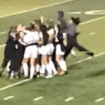 Women's Soccer Wins PK Thriller in CCS