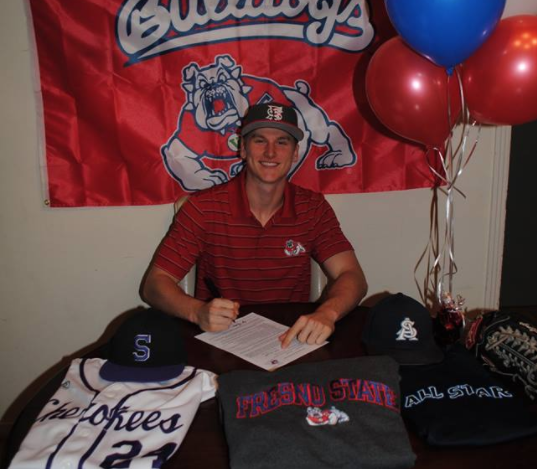 Pruhsmeier Signs National LOI with Fresno State