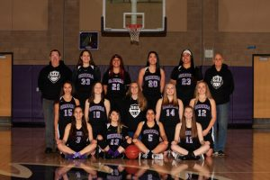 Girls Varsity Basketball 2018-19