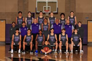 Boys Varsity Basketball 2018-19