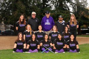 Girls Varsity Softball 2019