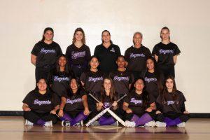 Girls JV Softball 2019