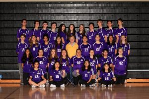 Varsity Badminton 2019
