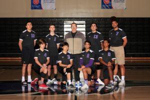 Boys Varsity Volleyball 2019