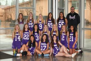 Girls JV Lacrosse 2019