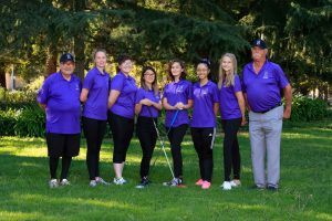 Girls Varsity Golf 2018